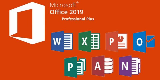 logo office 2019 professionnal plus